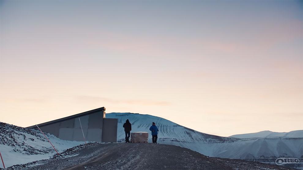 Oreo Membangun Doomsday Vault di Norwegia untuk Cookies untuk Melestarikannya untuk Generasi Mendatang