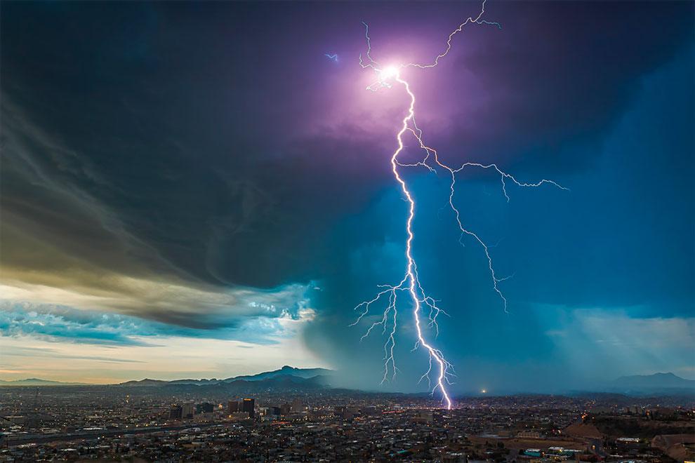Foto Kemenangan Spektakuler dari Penghargaan Fotografer Cuaca Tahun Ini 2020