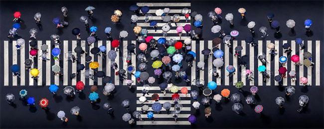 Gambar Kemenangan Spektakuler dari The Aerial Photography Awards 2020