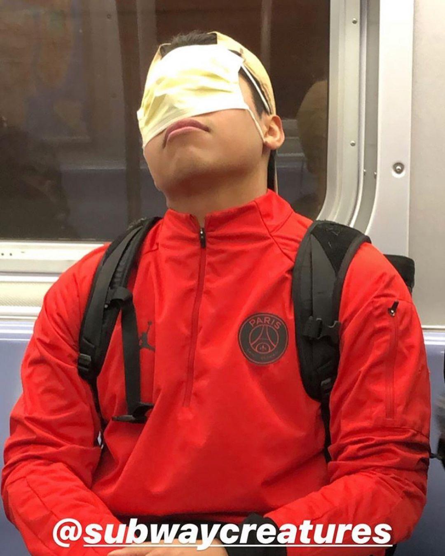 Akun Instagram Ini Memposting Masker Coronavirus Paling Konyol Yang Terlihat Di Subway