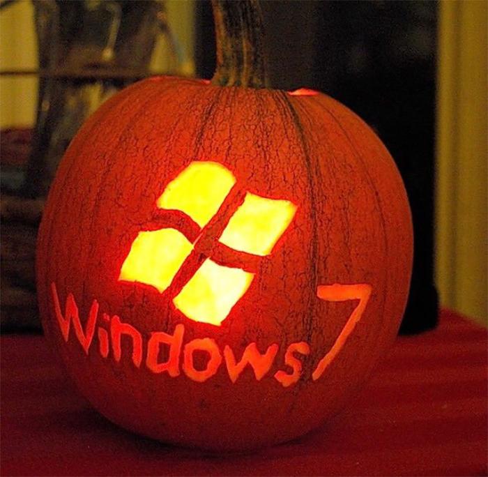 Labu Halloween Paling Menakutkan yang Pernah Diukir