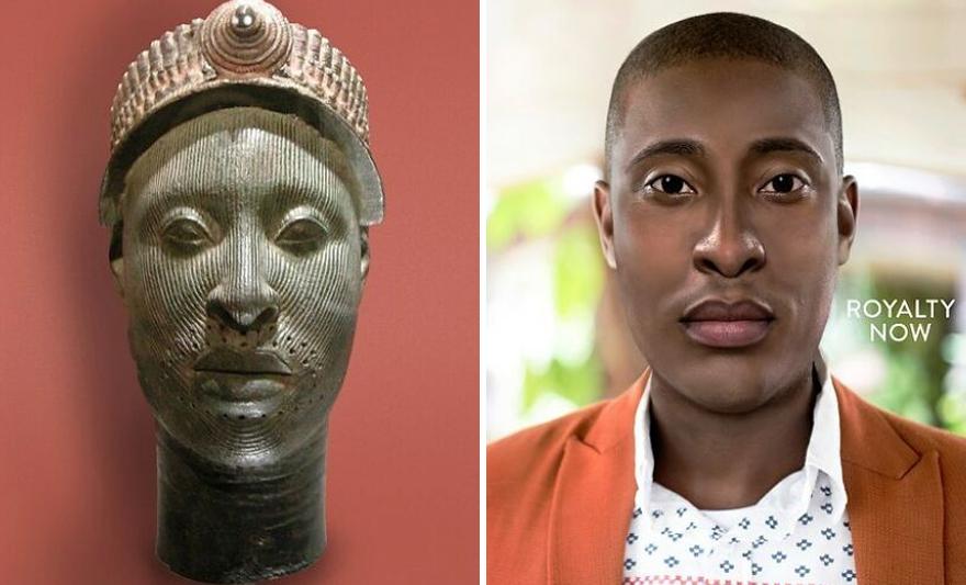 Inilah Nefertiti Dan Yang Lainnya Akan Terlihat Jika Mereka Hidup Hari Ini