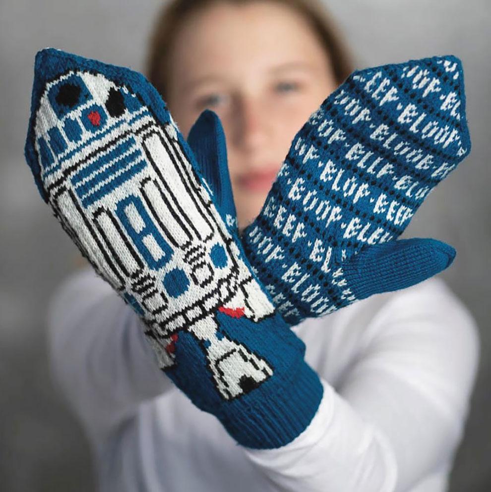 """Star Wars: Merajut Galaxy"": Buku Resmi Pola Rajutan Star Wars"
