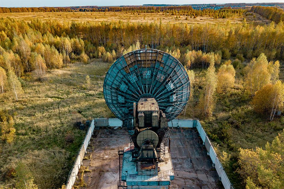 Penjelajah Perkotaan Membuat Foto Fantastis dari Stasiun Radio yang Terbengkalai untuk Mencari Jejak Peradaban Ekstra-Terestrial