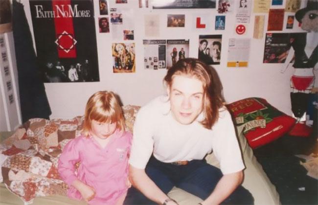Remaja 1990-an dan Dinding Kamar Tidurnya - Kenangan dan Foto Masa Remaja Anda