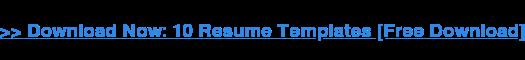→ Unduh Sekarang: 10 Template Resume [Free Download]