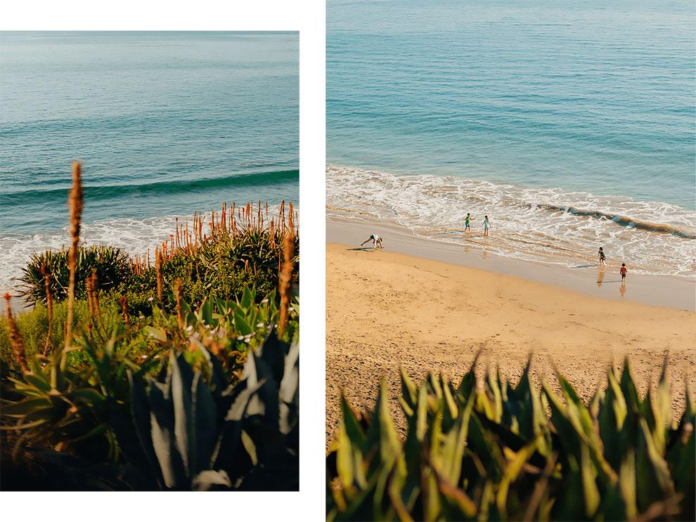 Hari-Hari Terakhir di Pantai California Sebelum Covid-19 dalam Foto Melankolis oleh Marina Weishaupt