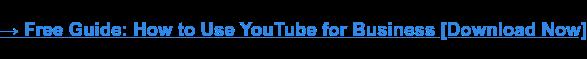 → Panduan Gratis: Cara Menggunakan YouTube untuk Bisnis [Download Now]