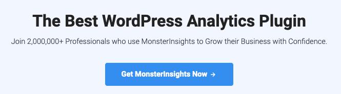 memperbaiki kesalahan 404 monsterinsights