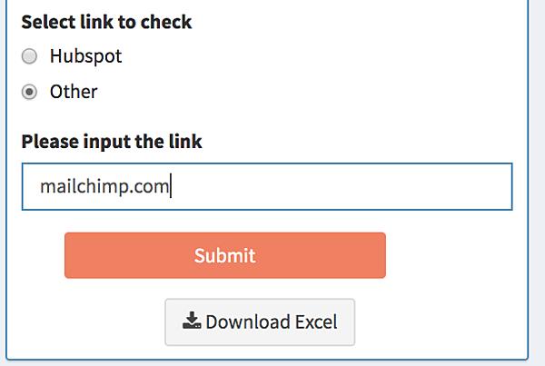 hubspot surround sound content strategy other link serp tracker
