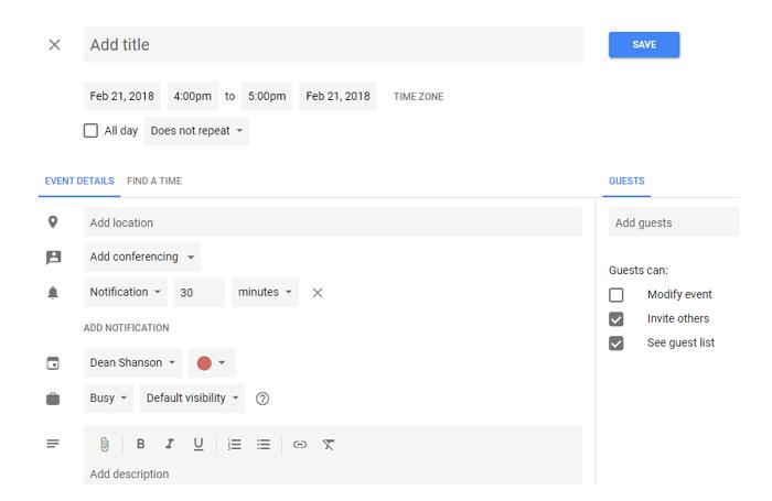 Alat Kalender Konten untuk Kampanye Iklan Berbayar - Kalender Google