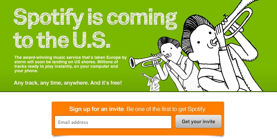 Undangan Spotify
